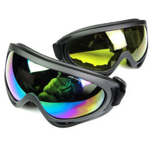 80G Outdoor Glasses For Riding CS Eye-protection Goggles Motorcycle Bicycle Glass X400 Ski Goggles A Generation Of Fat