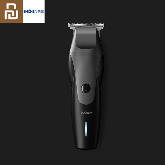 Youpin Enchen שיער קליפר גוזם בירד מכונת גילוח אלחוטי למבוגרים מקצועי גילוח גוזם זווית תער שיער לחתוך