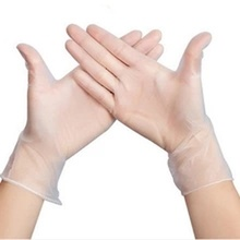 10pcs/Lot Cheap Thin Latex Disposable Gloves Waterproof for Laundry Dishwashing On Sale