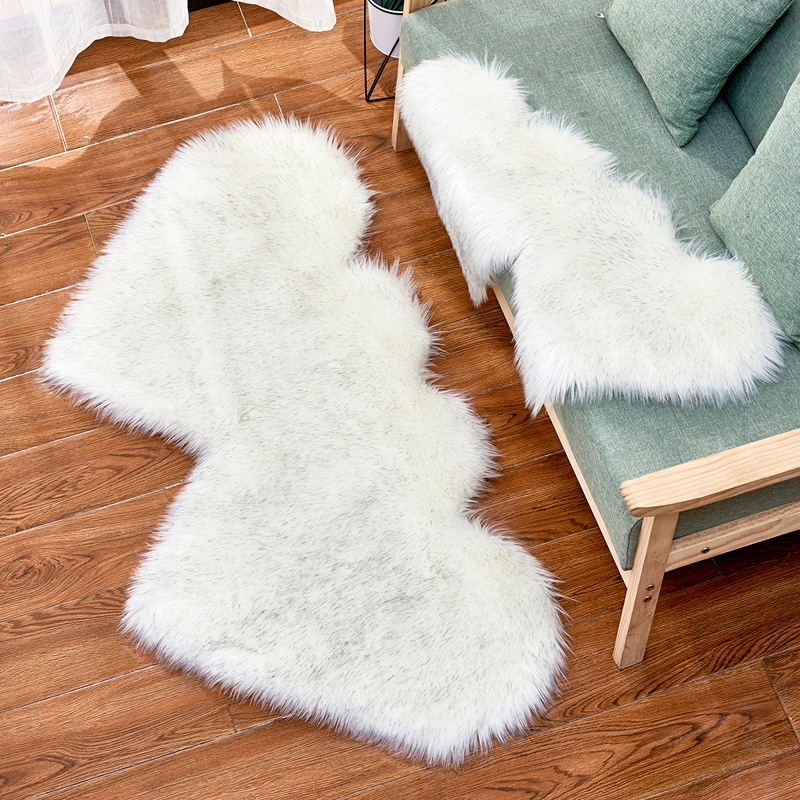 Hot Offer 66194 Sholisa Shaggy Shag Tapis De Sol Fausse