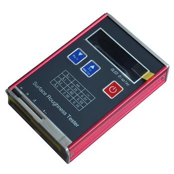 Oryginalny przenośny przyrząd do pomiaru chropowatości powierzchni 0 001um cyfrowe urządzenia wykrywające wycieki o wysokiej dokładności przyrząd do pomiaru chropowatości powierzchni tanie i dobre opinie niusiwen JD220 Brak Ra Rz Rq Rt 1 25 4 0 12 SEE DETAILS