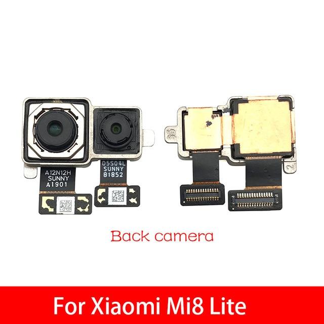Módulo de cámara principal flexible para Xiaomi Mi 8 Mi8 Lite, piezas de repuesto