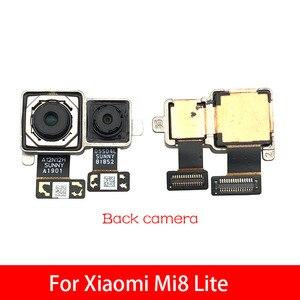 Image 1 - אחורי גדולה חזור להגמיש כבל ראשי מצלמה מודול עבור שיאו mi mi 8 mi 8 לייט החלפת חלקים