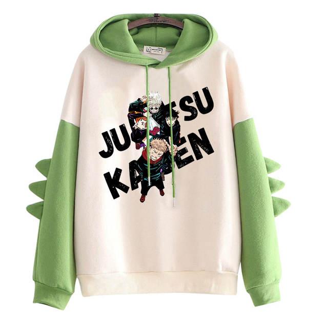 JUJUTSU KAISEN THEMED HOODIE