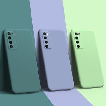 Перейти на Алиэкспресс и купить Для Oneplus Nord чехол Oneplus Z 8 Pro 7T 7 6T 6 5T 5 чехол Роскошный жидкий силиконовый мягкий чехол-бампер для телефона для Oneplus Nord Funda