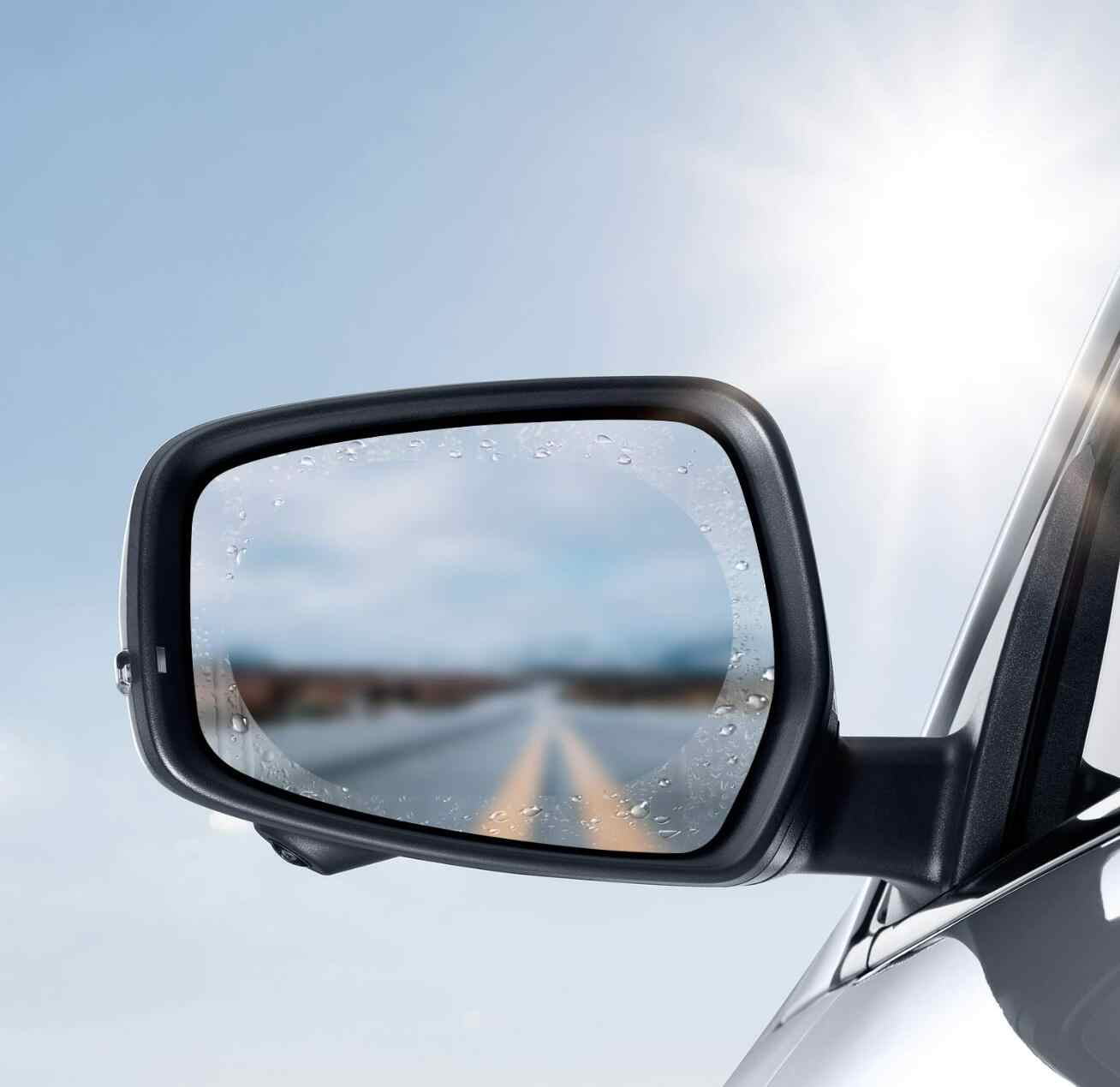 Retrovisor de coche película protectora para espejo para Toyota Prius Levin corona Avensis Previa FJ Cruiser Venza Sienna Alphard ZELAS HIACE