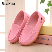 NEW SEASON Candy Color Loafers For 0-12 Years Baby/Children Shoes Spring/Summer