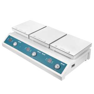 BDJK Magnetic Stirrer Laboratory-Equipment Chemistry with Heating Hot-Plate Hms-901d--3