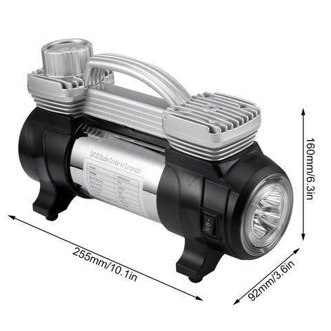 cilindro de alta potencia 12v dc bomba