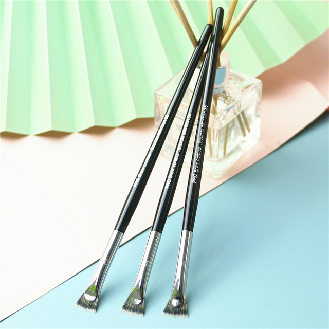 Brow contour brush Eyebrow Eyeliner brush Professional small fan Eyebrow brush High Quality brand Make up brush s Series 36# 1