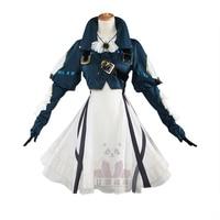 Whoholl Violet Evergarden Cosplay Anime Violet Evergarden Costume Women Japanese Anime Costume Dress