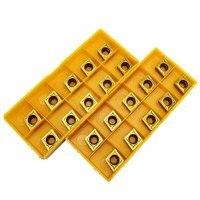 Płytka węglikowa CCMT09T304 VP15TF UE6020 US735 metalowe narzędzie tokarskie narzędzia narzędzie tokarskie twarzy frez CCMT 09T308 narzędzie cnc w Narzędzia tokarskie od Narzędzia na