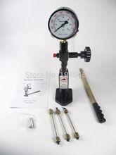 Manuelle diesel booster pumpS60H Common rail diesel Injektor düse validator kraftstoff düse Injektor tester gute qualität,
