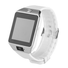 Hot Smart watch DZ09 Smart Watch Support TF Card SIM Camera Sport Bluetooth Wristwatch for Android Mobile Phone smart watch dz09 white