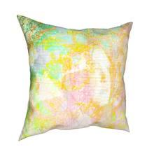 Trama cor acido dakimakura fronha travesseiro capa 50x50 almofadas salão de beleza travesseiro anime chan