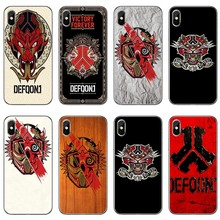 fashion defqon 1 Phone Cover Case For Huawei Honor 20 10i 9x Lite 8s 8C 8X 7C 7X 7A 6C pro 6X 6A 5A 5C 5X 4c V10(China)