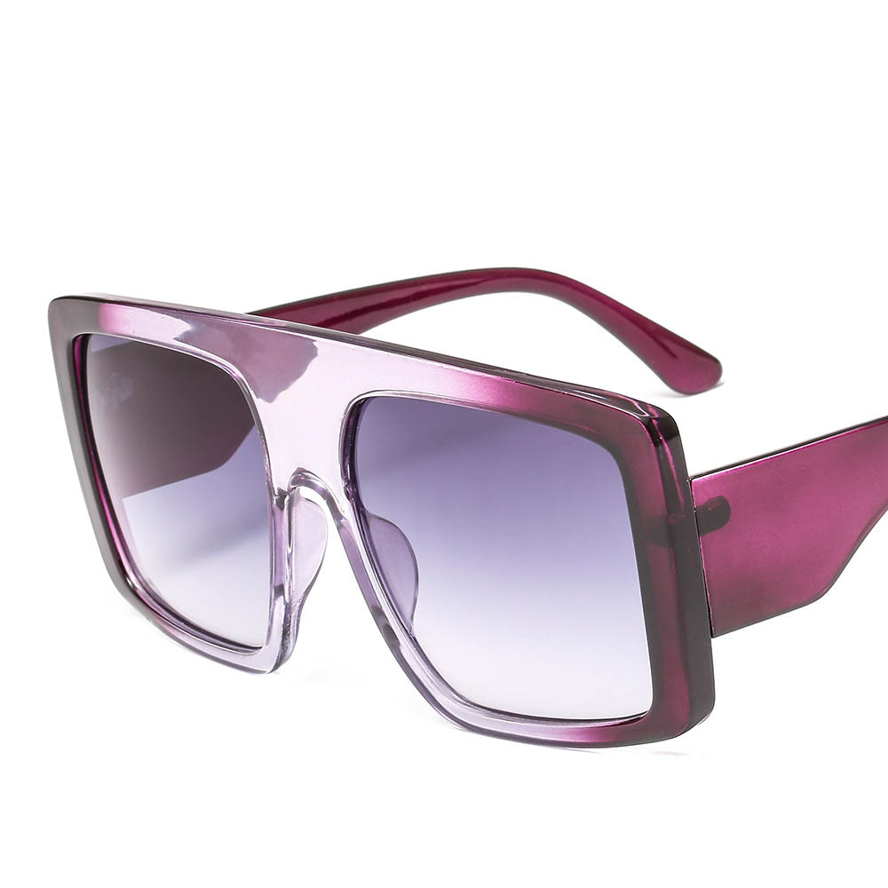 Jaw-dropping Large Sunglasses 7 Colors - Unisex 4