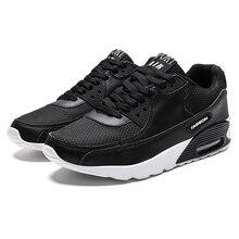 2019 Couples Sports Sneakers Air Cushion Women Men Jogging Shoes