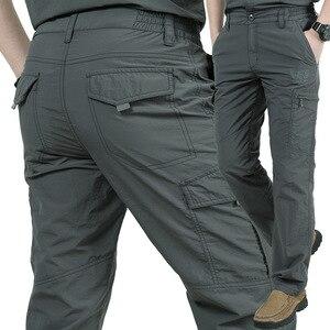 Image 3 - Bolubao Nuovo Arrivo Carico Degli Uomini Pantaloni Autunno Inverno Uomo Moda Hip Hop Pantaloni da Uomo Streetwear Pantaloni di Alta Qualità