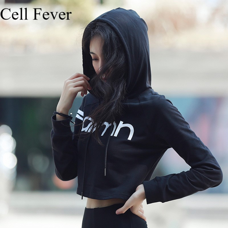 Sport Top Women Breathable Yoga Gym Crop Tops Long Sleeve Shirts Hoodies Fitness Jogging Running Sports Shirt Sport Wear
