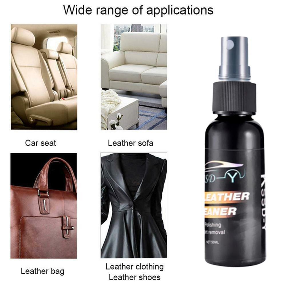 Newly Anti-Fouling Car Seat Cover Care Water Repell Interior Care Auto Interior Leather Vinyl Coating Upholstery Ceramic Coat