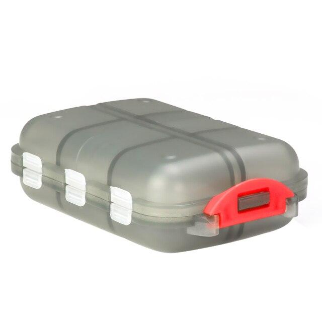 Nowa podróż wygodne pudełeczko na lekarstwa 12 siatek pigułki dozownik pojemnik na leki Tablet Pillbox Case pojemnik na leki