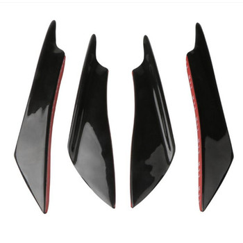 Car Front Bumper Lip Body Kit Spoiler Protection For Mercedes W203 W211 W204 W210 W124 GLA Lexus IS250 RX300 RX350 RX NX image