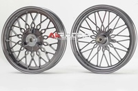 Wheels, for Yamaha BWS125, 12 inch, light weight, forged, rims, forged hub, racing, tuning, parts