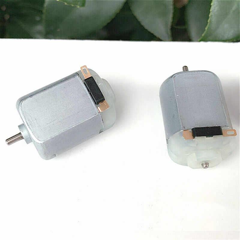 ไฟฟ้า 130 มอเตอร์DC 3V-4.5V 3.7V 17000RPMความเร็วสูงMicro Mini 130-2270/35 มอเตอร์DIYของเล่นสมาร์ทสี่ล้อรถเรือ
