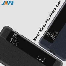 Smart Side window Phone Case For Samsung