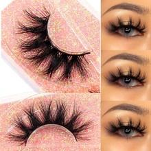 False-Eyelashes Volume New Makeup Fluffy Natural Soft-Wispy Reusable 3D Long