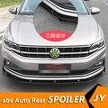 Для Je tta ABS задний бампер диффузор протектор для 2019 Volkswagen Je tta Комплект кузова бампер задний передний Лопата задний спойлер