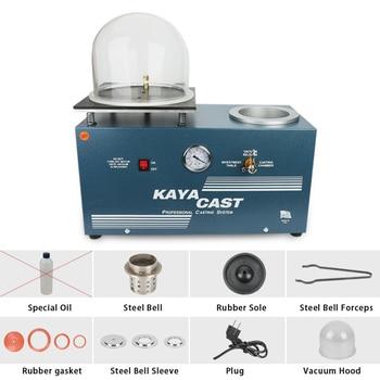 Vacuum casting machine, Kaya vest casting machine, jewelry vacuum casting machine,mini goldsmith jewelry casting machine joyeria фото