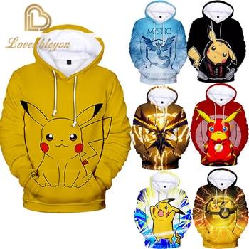 3D Cool Harajuku Style New Design Hoodies Sweatshirt 2019 High Quality Fashion Casual Trend
