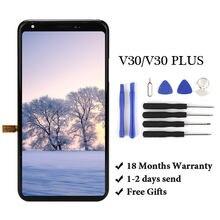 """60 """"полный дисплей для lg v30 lcd сенсорный экран дигитайзер"""