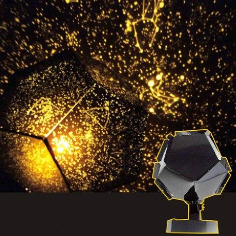 natal 60000 estrelas ceu estrelado projetor luz diy montagem casa planetario lampada para o quarto