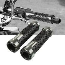цены Hot sale 7/8''22mm  Motorcycle Accessories Rubber Hand Grip Bar handlebar grips  Handle Bar Grip Cnc Aluminum For BMW R1200S