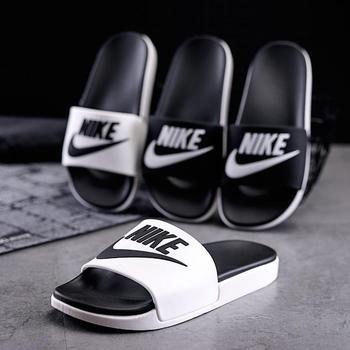 Flat Shoes Men Summer Non-slip Flip Flops Home Slippers Male Slipper Comfortable NEW Men Indoor Floor Zapatillas De Hombre#3C