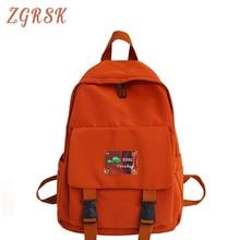 Women Cute Nylon Backpacks Bagpack School Bookbags For Teenagers Girls Back Pack Bagpack Ladies Luxury Students Backpack Bags все цены