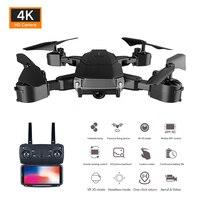 Drone 4K Mit HD Kamera WIFI 1080P Dual Kamera Quadcopter Professionelle Kamera Drohne Kostenlose Ersatz Batterie Kinder Spielzeug kinder Geschenke