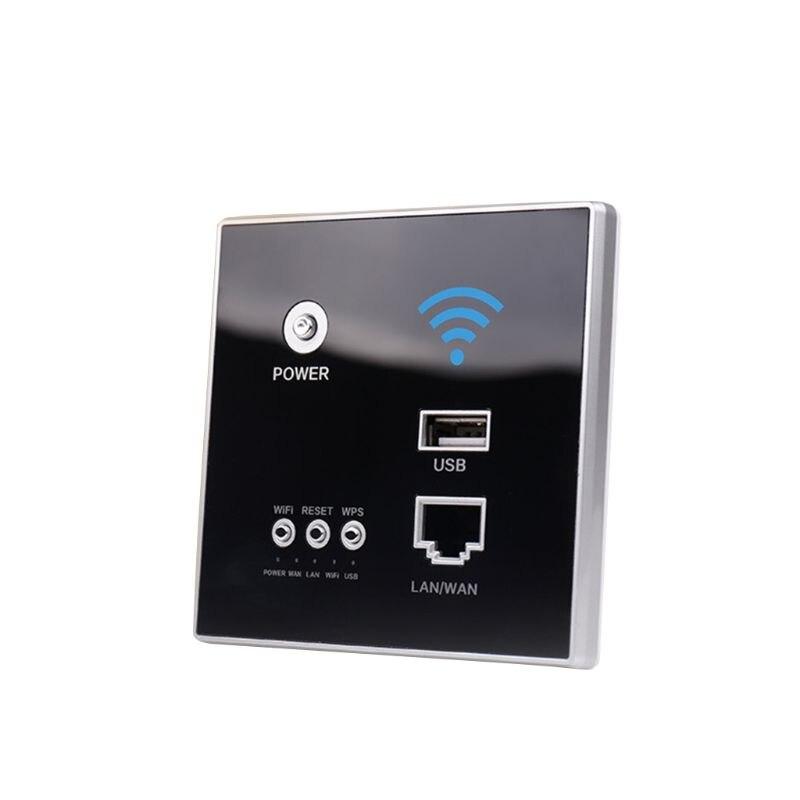 4 цвета, 300 Мбит/с, 220 В, умный беспроводной Wi-Fi ретранслятор, настенный встроенный маршрутизатор, розетка 83XB83XB