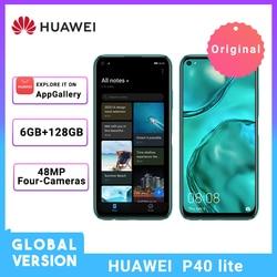 Перейти на Алиэкспресс и купить huawei p40 lite global version 6gb 128gb smartphone 6.4'' fhd scree 48mp ai cameras kirin 810 octa core 40w qc
