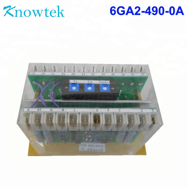 AVR 6GA24900A Circuit Diagram 6GA2 490 0A 6GA2 490 0A for 1FC5 1FC4 Series Generator Alternator