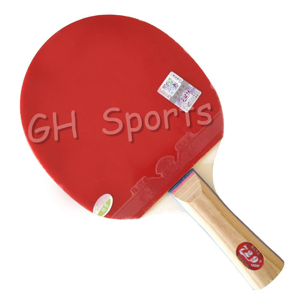 Friendship 729 1020# Table Tennis Racket Ping Pong Paddle Bat