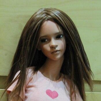 Rola 1/3 BJD SD Dolls Resin Body Model Girls High Quality Toys For Girls Birthday Xmas Best Gifts 2