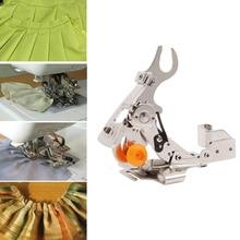 Creative Household Ruffler Presser Foot Low Shank Pleated Attachment Presser Foot Sewing Machine Accessories