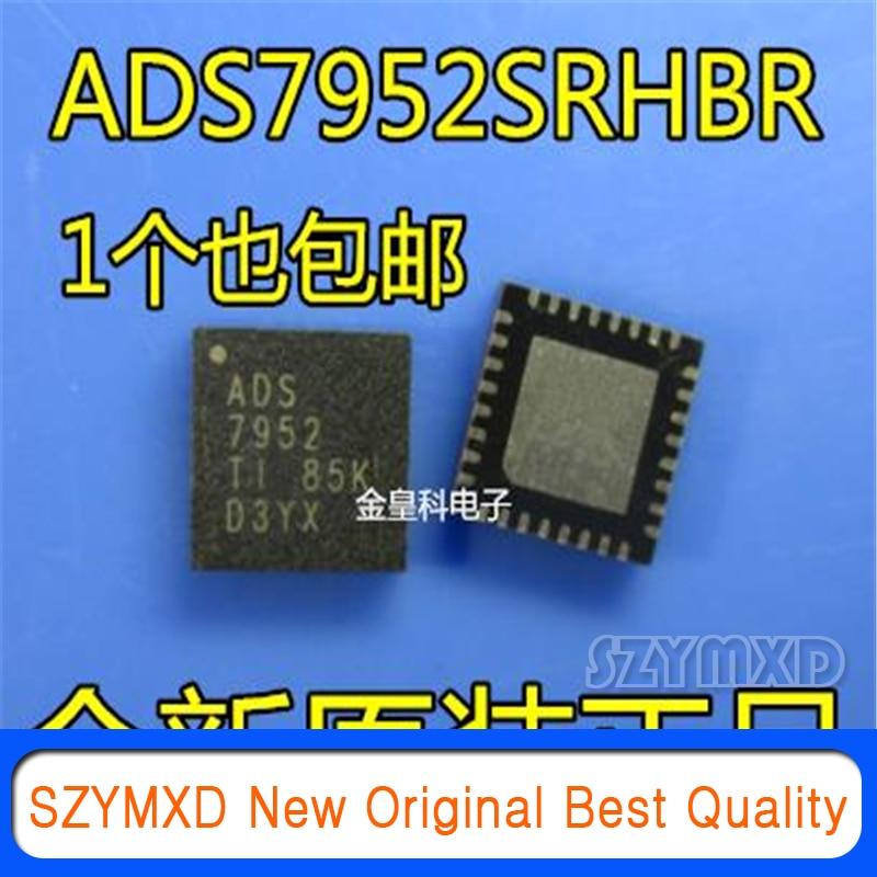 1 шт./лот новый оригинальный ADS7952 ADS7952SRHBR аналого-цифрового преобразователя VQFN32 чип в наличии