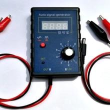 1 шт. автомобильный сигнальный симулятор автомобиля генератор Датчик Холла автомобиля и Датчик положения коленчатого вала тестер сигнала метр 2 Гц до 8 кГц