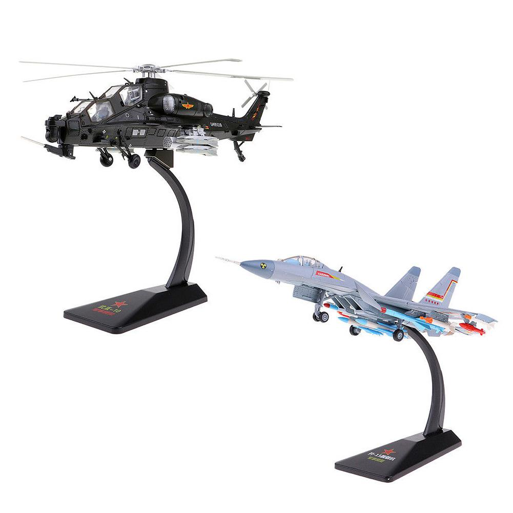 1/72 Scale Alloy J15 Fighter Aircraft Diecast Plane Model Kids Toy Children Birthday Gift With Wheels Stand Kids Gift N