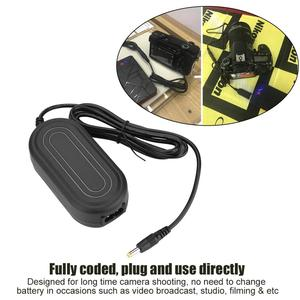 Image 2 - EP 5A AC Power Adapter DC Coupler Charger Replace for EN EL14 for Nikon D5100 D5200 D5300 D5500 D5600 D3100 D3200 D3300 D3400